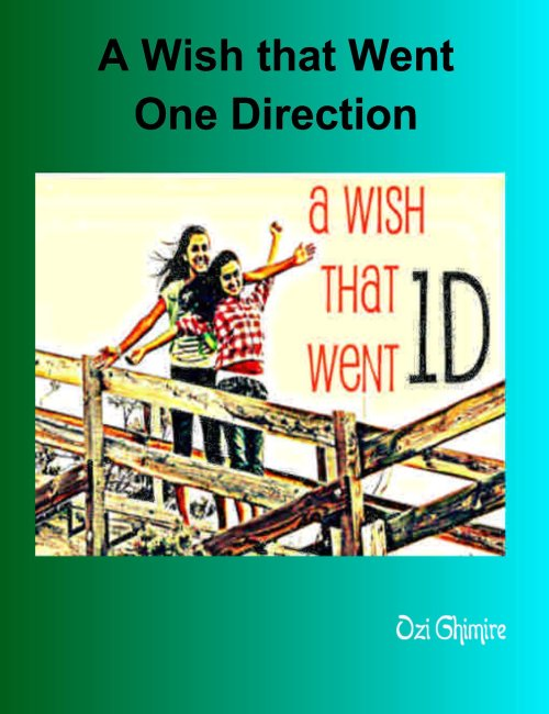 A Wish that Went One Direction – Ozi Ghimire